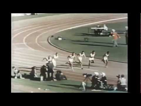 1956 Melbourne Olympic Men's 100m final Olimpiadas Melbourne 1956 final 100 metros lisos masculinos