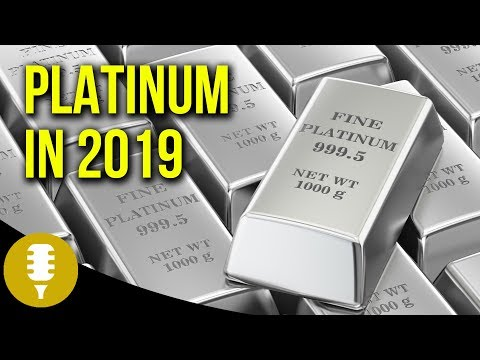 Is Platinum A Good Investment In 2019?   Golden Rule Radio