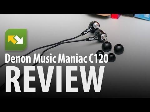 Denon AH-C120MA : Review