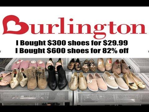 Shop With Me Luxury Designer Items For Less At Burlington Coat Factory