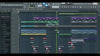 Omnia feat Tilde For The First Time in Fl Studio By Hélio Trance