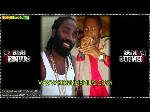 Ginjah & Singer Jah - Wanna Get Out [Faithful Riddim] Dec 2011