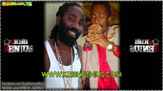Ginjah & Singer Jah - Wanna Get Out [Faithful Riddim] Dec 2011