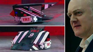 TR2 - Series 9 Fight - Robot Wars - 2017
