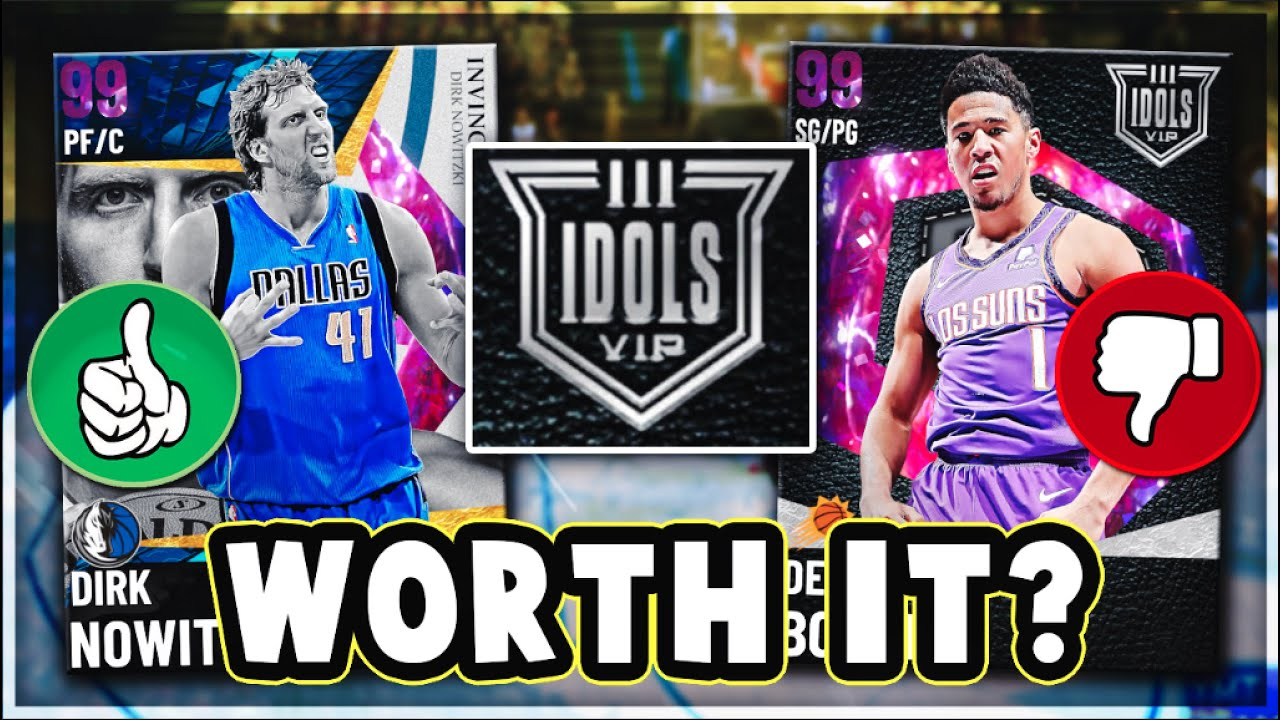 Download NBA 2K21 WHICH INVINCIBLE DIRK NOWITZKI SERIES 3 IDOLS CARDS ARE WORTH BUYING? - NBA 2K21 MyTEAM!!