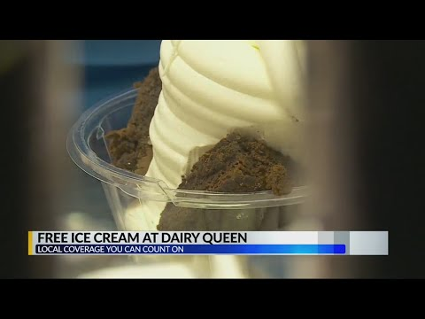 Kristina - Dairy Queen to Celebrate Summer with Free Ice Cream