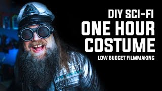 COSTUME DESIGN: SCI-FI INDIE FILMMAKING HOW TO