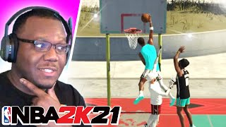 2K Players Don't Make BUILDS LIKE THIS ANYMORE in NBA 2K21 | NBA 2K21 Best Build