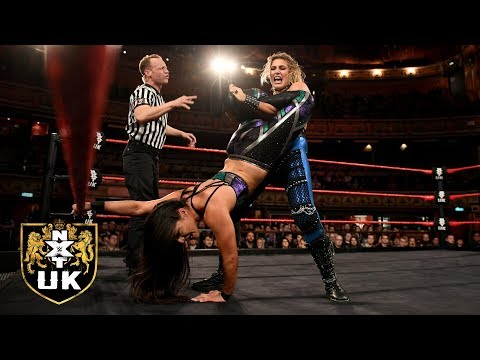 Rhea Ripley vs. Deonna Purrazzo - NXT UK Women's Championship Match: NXT UK, Dec. 26, 2018