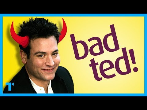 Why Ted Is The Villain Of How I Met Your Mother