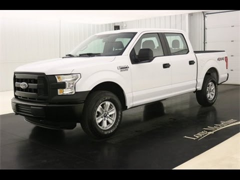 2015 ford f 150 xl 4x4 supercrew fr1420 youtube. Black Bedroom Furniture Sets. Home Design Ideas