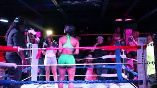 KNOCKOUT MONDAYs @STADIUMCLUB @GINO_GRAHAM presents QUEEN OF THE RING FOXXY BOXING