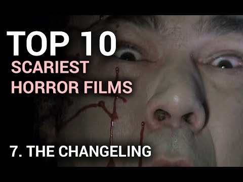 07. The Changeling Scariest Horror Films Top 10