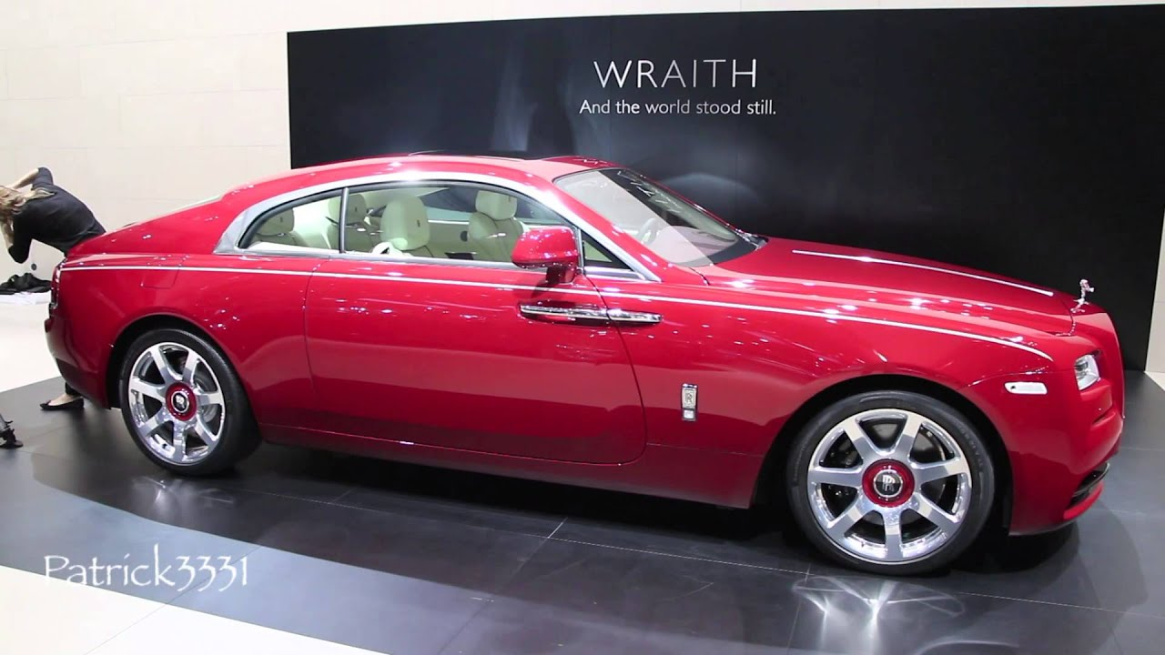 red rolls royce wraith gorgeous colour dubai motor. Black Bedroom Furniture Sets. Home Design Ideas