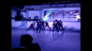 dance re up tubigon hip hop championship