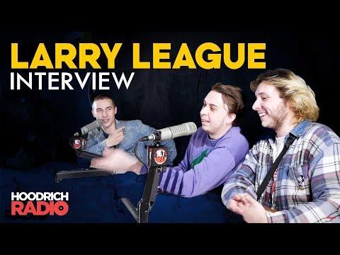 DJ Scream - Larry League Interview with DJ Scream on Hoodrich Radio