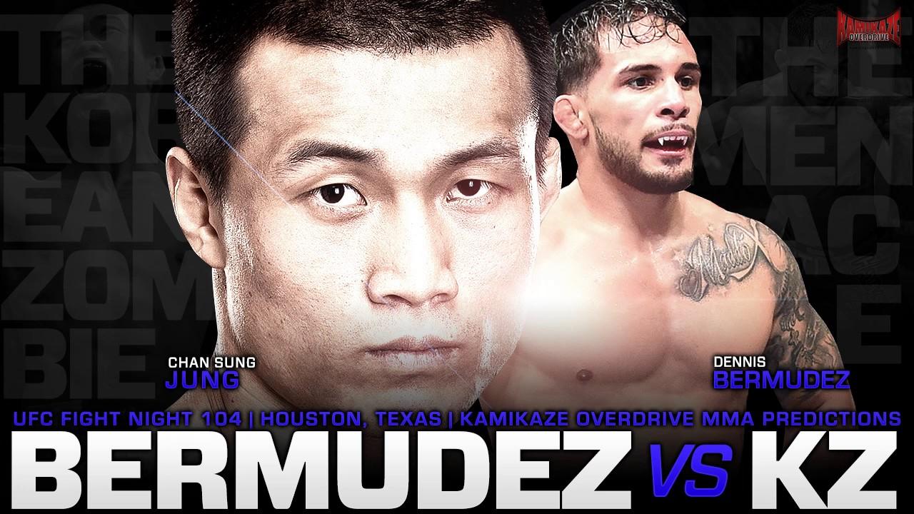 UFC Fight Night 104 Bermudez v...
