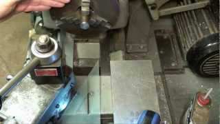 MACHINE SHOP TIPS #90 Splitting a Hair on the Atlas Lathe tubalcain