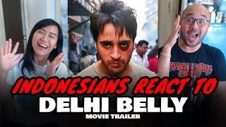 Indonesians React To Delhi Belly | Amir Khan | Vir Das | 2011 Movie