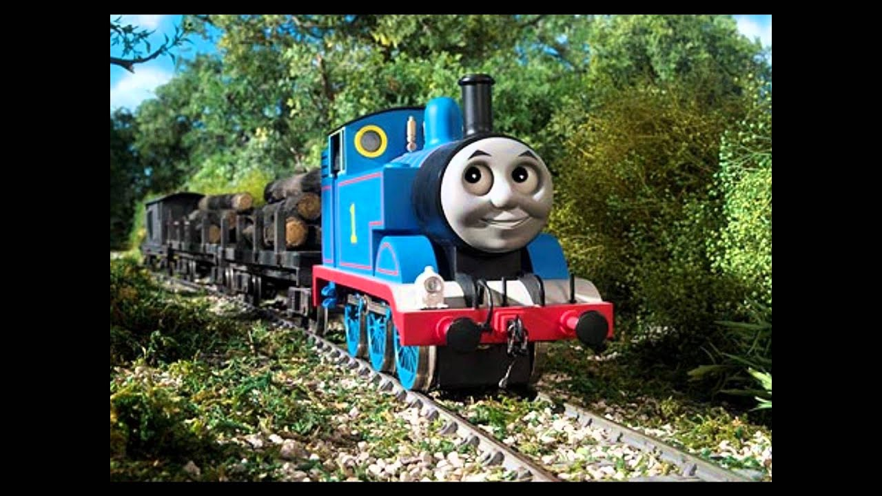 Thomas the tank engine song dont give up