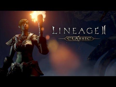 LINEAGE 2 CLASSIC SERVER OFICIAL | DIA 1: UN NUEVO MUNDO – DIRECTO