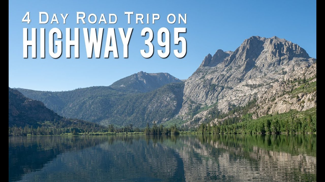 California Road Trip 4 Days On Highway 395 Youtube