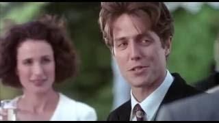 Позитивные фильмы: Четыре свадьбы и одни похороны (Four Weddings and a Funeral)