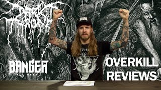 DARKTHRONE - Old Star Album Review | Overkill Reviews