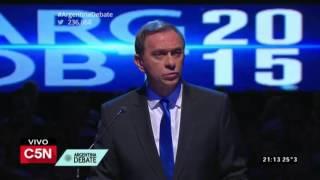 C5N - Argentina Debate: Bloque 1 y 2