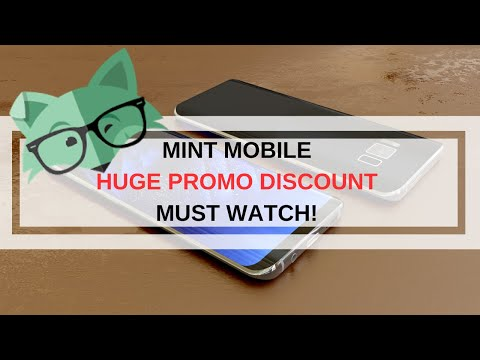 Mint Mobile – HUGE PROMO DISCOUNT! MUST WATCH VIDEO! 👀