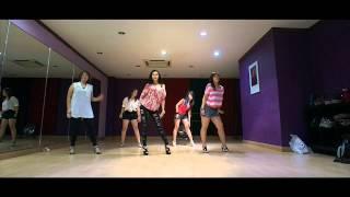 stsds beyonce video phone choreography