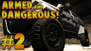 armed and dangerous 2 battlefield hardline bfh funny truck moments