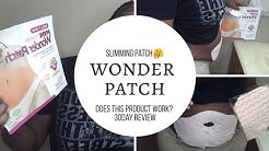Slimming patch: Does the wonder patch really work?