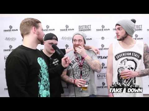 Takedown 2015 - Interview with Create to Inspire