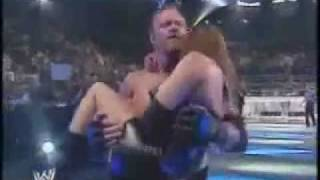 WWE SmackDown: The Undertaker, A-Train, Stephanie McMahon segment