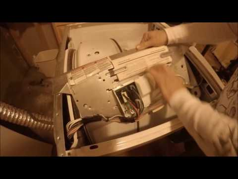 Whirlpool Duet F-01 Fix