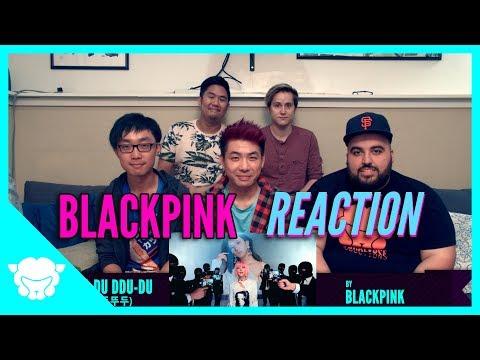 Non-Kpop fans REACT to BLACKPINK - DDU DU DDU DU (뚜두뚜두) & BOOMBAYAH (붐바야) MV [EP 2]