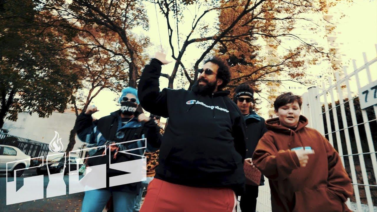 RalphTheKiD & NOX ft. EMICOUTO - Roupa de Frio no Calor (Dir. by GIGS)