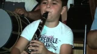 Qobu Region centir 1 ci hisse .9 yaşlı Ataxan Qobulu (klarnet)