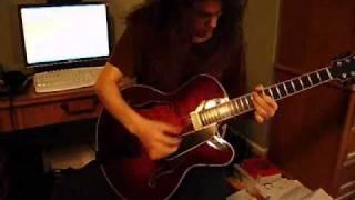 Moonglow/Theme from Picnic Solo Guitar (Guitar Audition for Digitour)