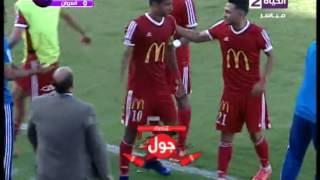 بالفيديو..الحرس يحقق فوزه الثالث هذا الموسم على حساب أسوان بهدف نظيف