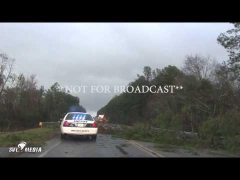 Brandon Copic - Albany/Dole, Georgia - Tornado Damage - January 22nd, 2017