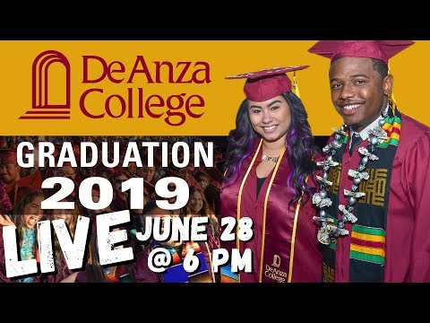 LIVE: 52nd Annual Commencement | De Anza College