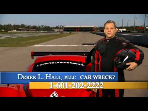 Car Accident Attorney - 1034 Race Car DH GM