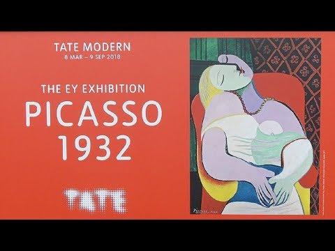 Exhibition Review : Picasso 1932 – Love, Fame, Tragedy at the Tate Modern