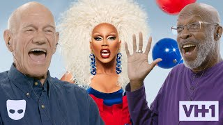 Old Gays React To RuPaul's Drag Race