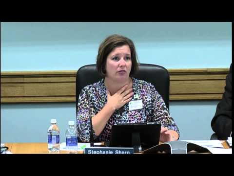 JCCC Board of Trustees Meeting for August 13, 2015