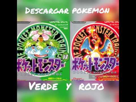 Descargar Rom Pokemon Verde Hoja Ingles