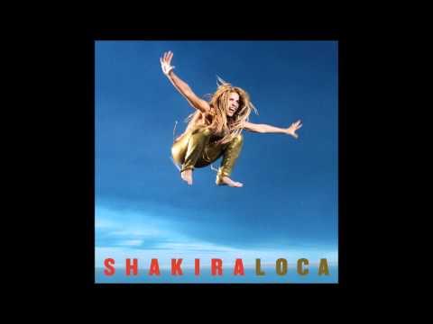 Shakira featuring Dizzee Rascal - Loca (English Version)