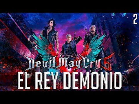 DEVIL MAY CRY 5 PC | EL REY DEMONIO thumbnail